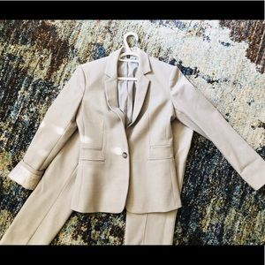 Express Gray Suit